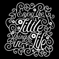 Enjoy the Little Things  Thumbnail