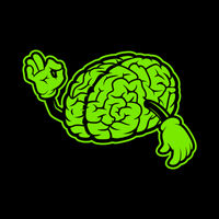 Strong Brain (Lime) Thumbnail